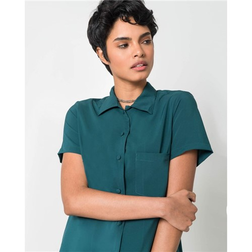 Blusa Bol Verde PP