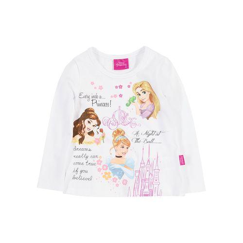 Blusa Branca Princesas - 1