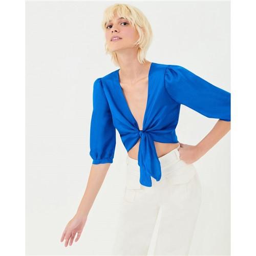 Blusa Buf Azul G