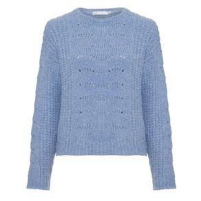 Blusa Confort Isabel Azul/m