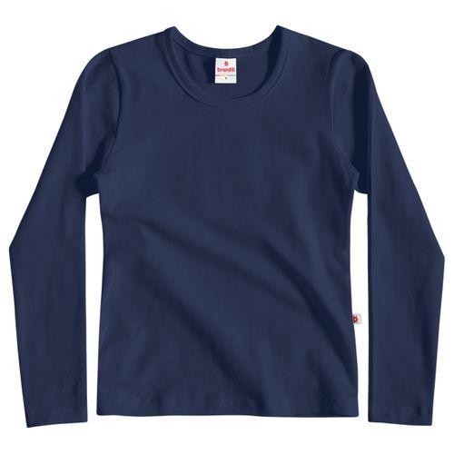 Blusa Cotton Azul Marinho - 8
