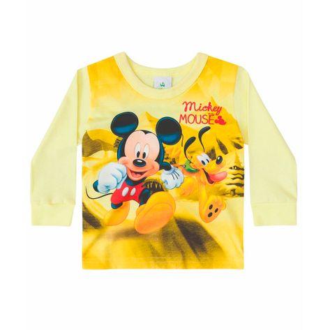 Blusa de Moletom Mickey P ao G P