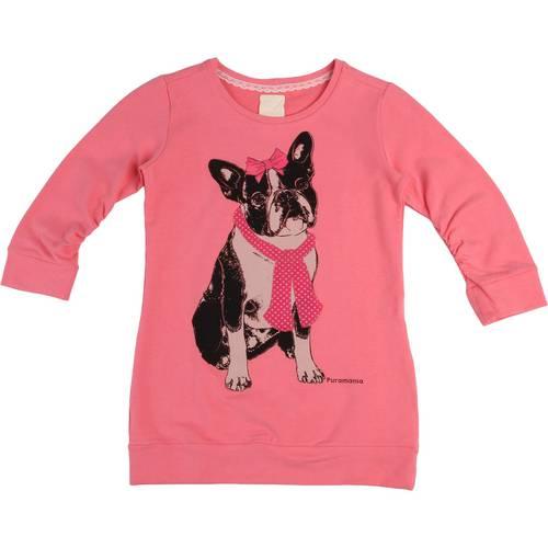 Blusa de Moletom Puramania Kids Cachorro