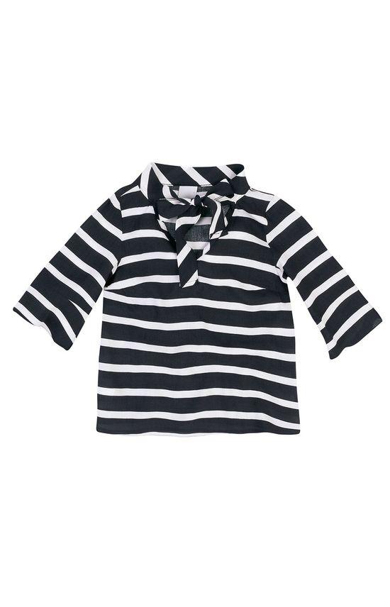 Blusa Estampada Menina Malwee Kids Branco - 1
