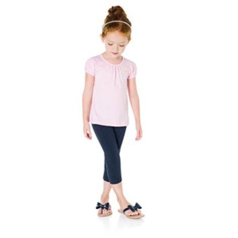 Blusa Feminina Rosa P ao 3 M