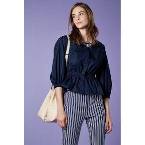 Blusa Ivy Marinho - 36
