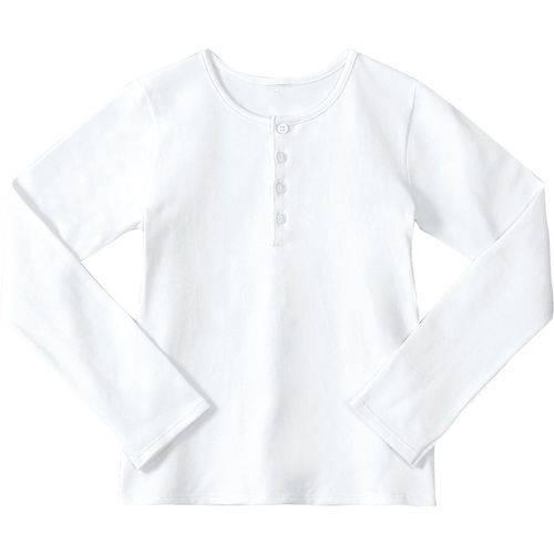 Blusa Lilica Ripilica Branca Bebê Menina 30146