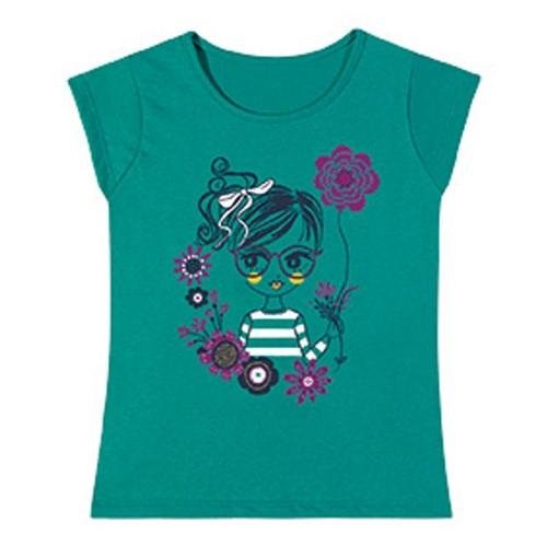 Blusa Marisol Play Verde Menina