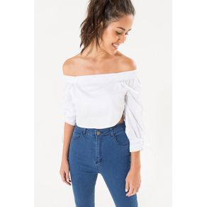 Blusa Ombro Branco - M