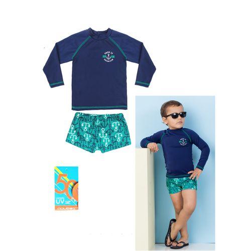 Blusa Surfista e Sunga Box Sailing Club - 6