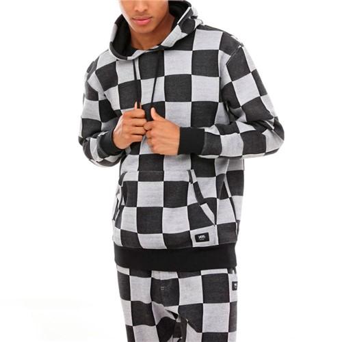 Blusa Vans Checker Jacquard Masculina