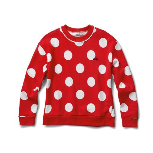 Blusa Vans X Disney Minnie Boxy Feminina
