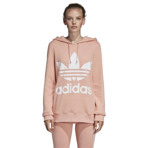 Blusão Adidas Originals Trefoil Feminina