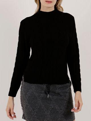 Blusão Feminino Autentique Preto
