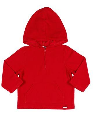 Blusão Rovitex Infantil para Menino - Vermelho