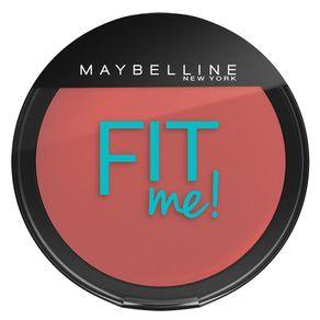 Blush Maybelline Fit Me! Cintilante 06 Feito para Mim 5g