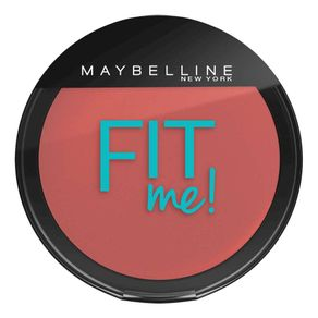 Blush Maybelline Fit me Cor 06 Feito para Mim