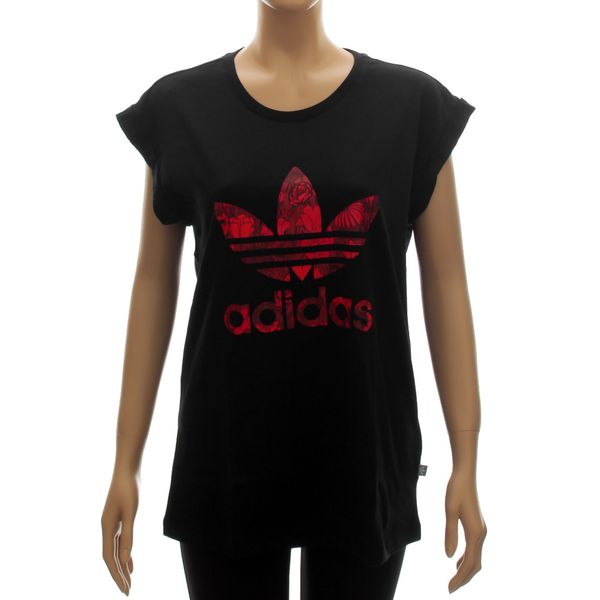 Blusinha Adidas Roll Up Boyfriend (PP)