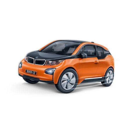 BMW I3 Laranja - Banbao