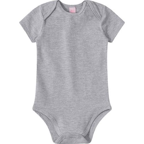 Body Baby Lilica Ripilica Cinza