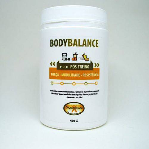 Body Balance 450g Pós Treino Peptídeos Bioativos de Colágeno