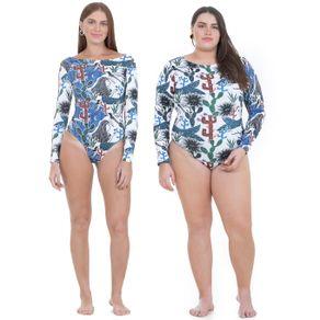 Body Bálsamo - Sereia do Sertão Body Bálsamo- Sereia - P
