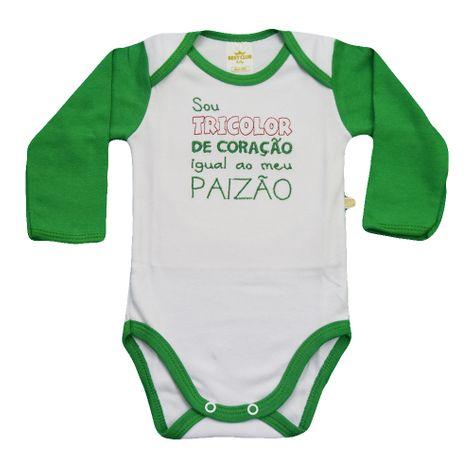 Body Fluminense Manga Longa P