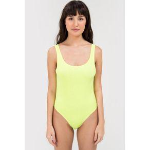 Body Fluor Amarelo Fluor - P