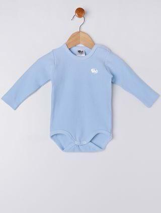 Body Infantil para Bebê Menino - Azul