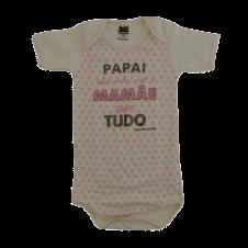 Body Papai Sabe Muito, Mais a Mamãe Sabe Tudo | Doremi Bebê