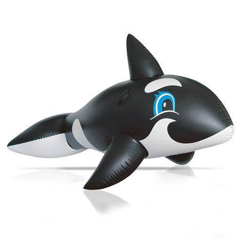Boia Baleia Orca - 001816 - Mor