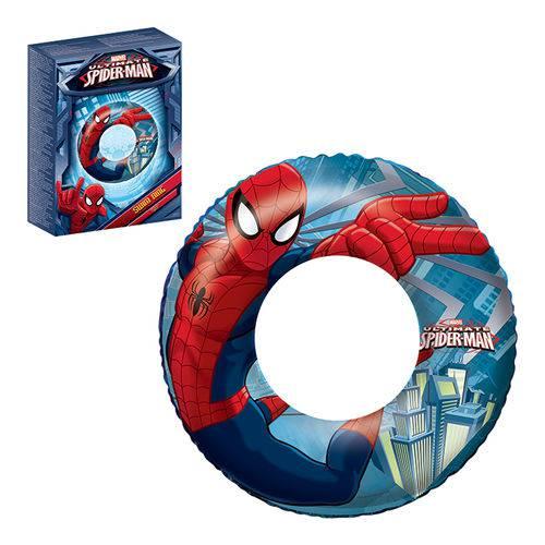 Boia Circular Homem Aranha Bestway