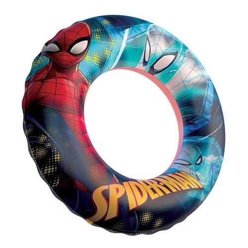 Boia Circular Inflável 60cm Spiderman Etitoys DYIN-027