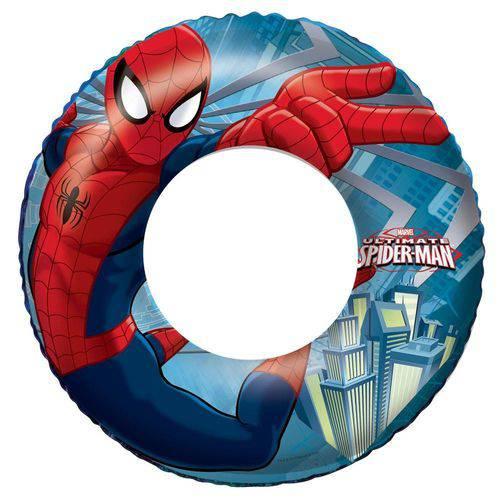 Bóia Circular Marvel Homem Aranha 56cm - Art Brink