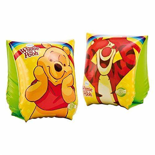 Boia Frutuadora de Braços Ursinho Pooh Disney - Intex