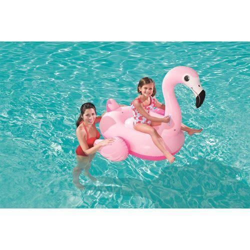 Boia Média Flamingo Piscina Praia Inflável Mor 1976