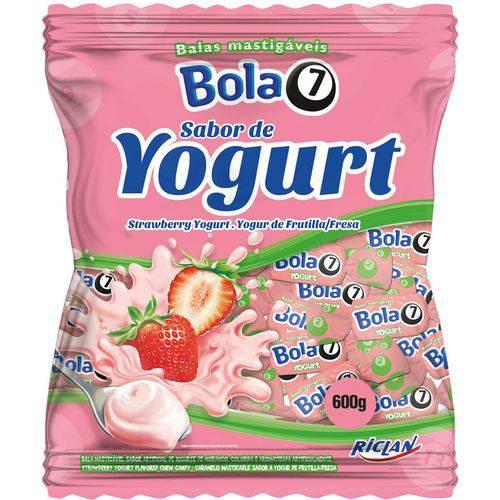 Bola 7 Mastig. Yogurt 600g.