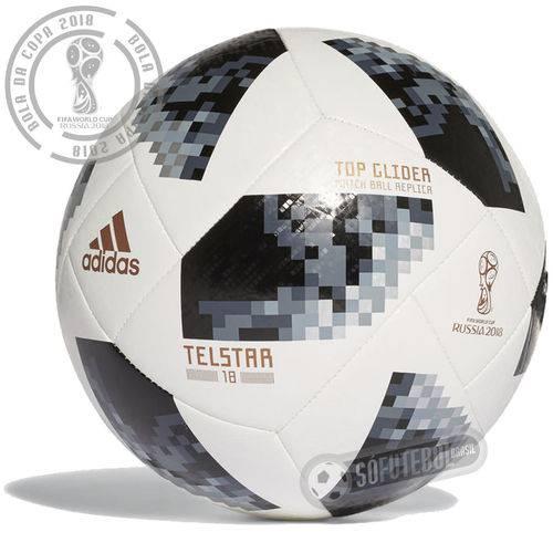 Bola Adidas Telstar FIFA World Cup 2018 Top Glider