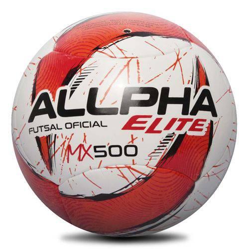 Bola Allpha Futsal MX500 Elite PRO