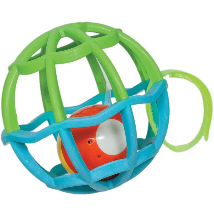Bola Baby Ball - Luz e Som - Buba - BUBA TOYS