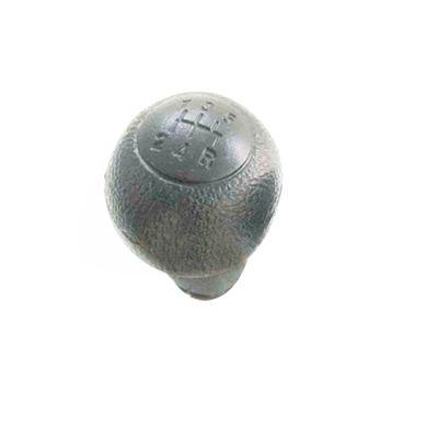 Bola (Botão) de Câmbio Doblo 2002 a 2016 Cinza