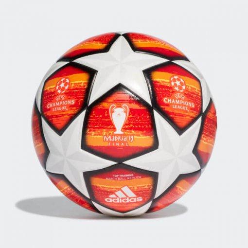 Bola Campo Adidas Treino UEFA Champions League Finale Madrid Top Dn8676