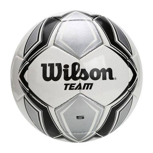 Bola Campo Wilson Team SB Preto/Prata