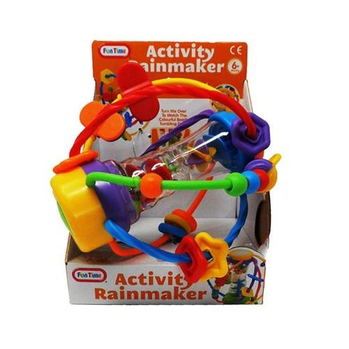Bola de Ativiidades Activity Ball - Fun Time - Multikids - MULTI KIDS