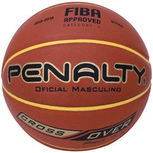Bola de Basquete Penalty 7.6 Crossover VIII - Laranja