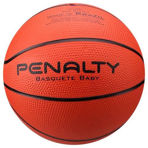 Bola de Basquete - Playoff Baby Vi - Laranja - Penalty
