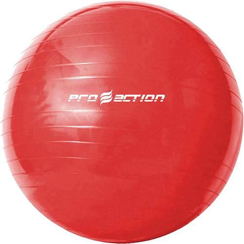 Bola de Exercícios 55cm Vermelha - Proaction