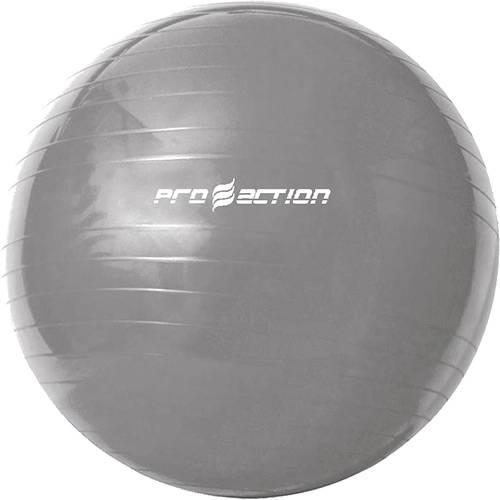 Bola de Exercícios 65cm Cinza - Proaction