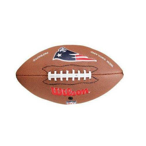 Bola de Futebol Americano Junior New England Patriots