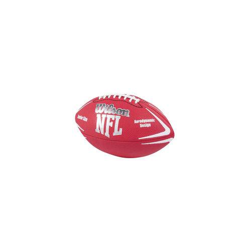Bola de Futebol Americano Nfl Avenger Junior Vermelha Wilson